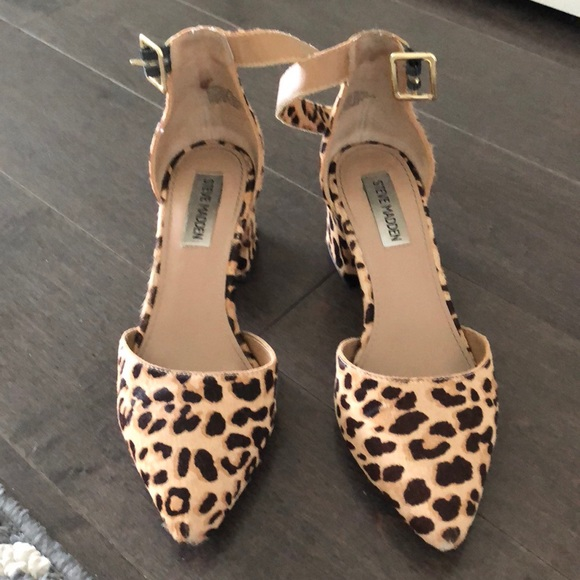 classic finest selection limited guantity Steve Madden Shoes | Cheetah Print Heels | Poshmark